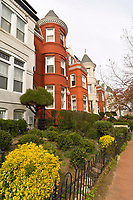 P Street, Georgetown, Washington D.C., U.S.A.