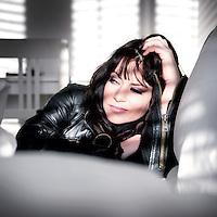Nederland,Amsterdam ,21 januari 2009.<br /> De Nederlandse actrice en zangeres Ellen ten Damme.<br /> <br /> Foto:Jean-Pierre Jans