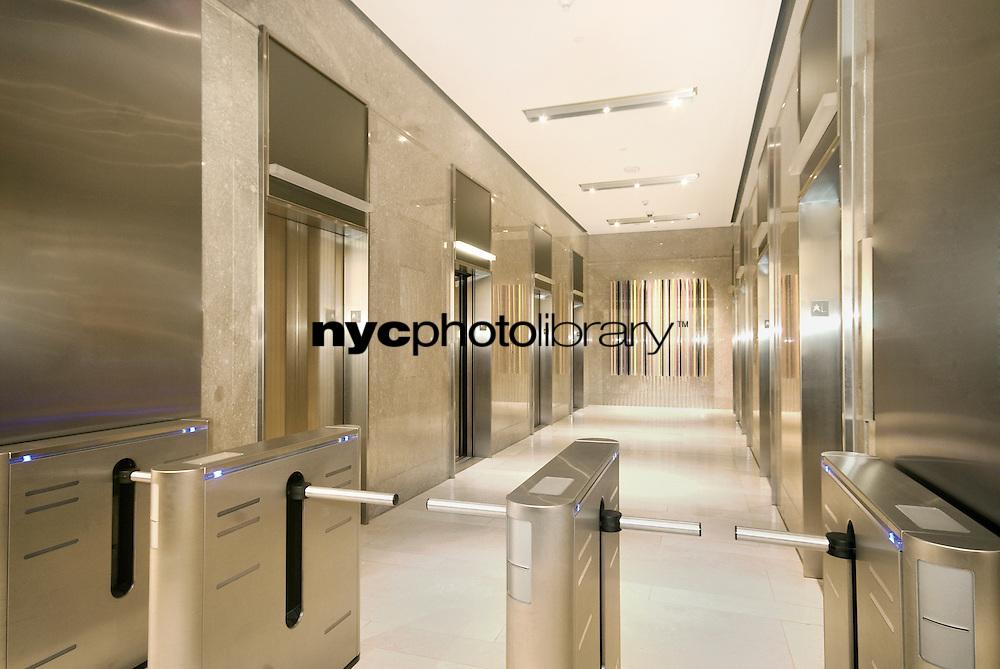 Lobby at 14 Wall Street