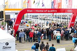 , Kiel - Kieler Woche 20. - 28.06.2015, Siegerehrung - Welcome Race
