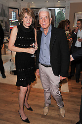 KIKI, LADY KENILWORTH and NICKY HASLAM at a party to celebrate the publication of 'Garden' by Randle Siddeley held at Linley, 60 Pimlico Road, London on 24th May 2011.