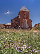 Church, Cuervo, New Mexico, Route 66