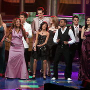 NLD/Hilversum/20080301 - Finale Idols 2008, alle ex deelnemers