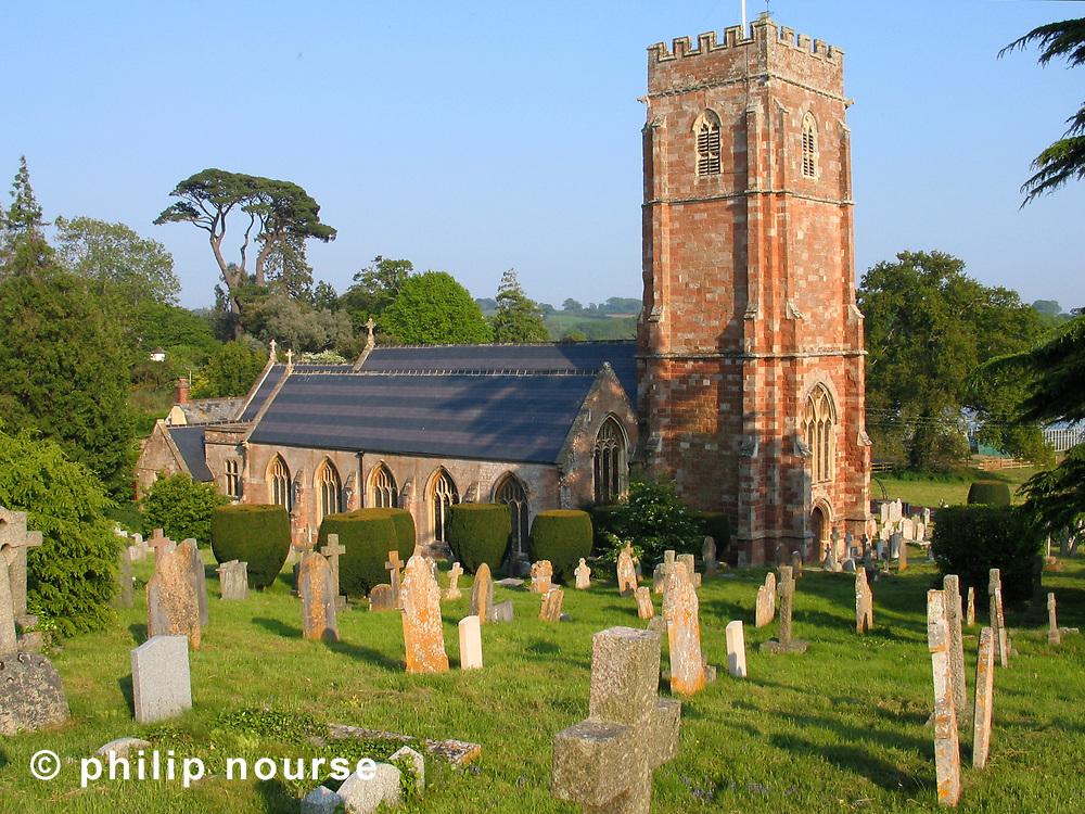 St Mary's Parish Church, Lympstone, Devon
