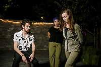 Backroom Shakespeare Project presents Twelfth Night at the Cargo Snack Shack in Los Angeles, CA. Aug. 23, 2021 Photo by David Sprague