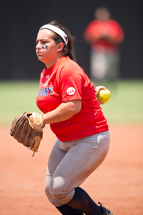 (photo by Matt Roth).Thursday, June 28, 2012..Softball Factory World Cup at Oklahoma City University