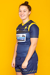 Erin Cameron of Worcester Warriors Women - Mandatory by-line: Robbie Stephenson/JMP - 27/10/2020 - RUGBY - Sixways Stadium - Worcester, England - Worcester Warriors Women Headshots
