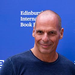 Edinburgh, Scotland, UK; 18 August, 2018. Pictured;  <br /> Yanis Varoufakis former Greek Finance Minister.