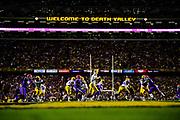 Football vs Florida<br /> Photo by Chris Parent