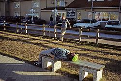 Ben & George In Calais