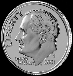 United States Coin Roosevelt dime