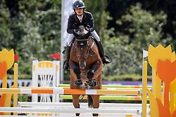 Laseur Megan, Just One<br /> KWPN Kampioenschappen - Ermelo 2019<br /> © Hippo Foto - Dirk Caremans<br /> Laseur Megan, Just One