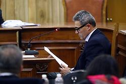 SERGIO LENZI<br /> UDIENZA PROCESSO FALLIMENTO BANCA CASSA DI RISPARMIO DI FERRARA CARIFE