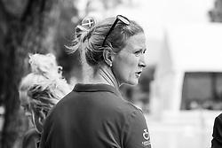 SAYN-WITTGENSTEIN Nathalie zu (Nationaltrainer DEN)<br /> Impressionen am Rande<br /> U25 Intermediare II - Team Test<br /> Pilisjászfalu - FEI Youth Dressage EUROPEAN CHAMPIONSHIPS 2020<br /> 18. August 2020<br /> © www.sportfotos-lafrentz.de/Stefan Lafrentz