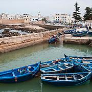 Coastal town of Essaouira, Morocco