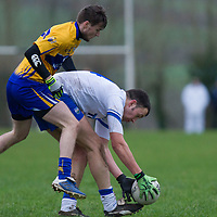 Waterford's Paul Walsh V Clare's Eanna O'Connor