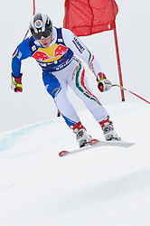 20.01.2011, Hahnenkamm, Kitzbuehel, AUT, FIS World Cup Ski Alpin, Men, Training, im Bild // Peter Fill (ITA) // during the men´s downhill training run at the FIS Alpine skiing World cup in Kitzbuehel, EXPA Pictures © 2011, PhotoCredit: EXPA/ S. Zangrando