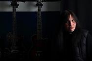 "Kai Somby, heavy metal rocker, brought Sami roots into the contemporary music scene with ""heavy yoik."""