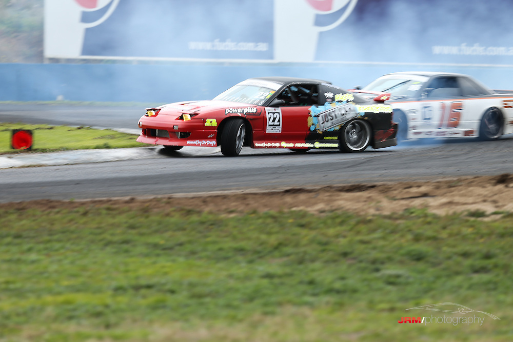 Road Kings Chassis, Round 1 of the Victorian Drift Championship