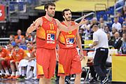 DESCRIZIONE : Berlino Berlin Eurobasket 2015 Group B Spain Iceland<br /> GIOCATORE : Fernando San Emeterio<br /> CATEGORIA : Schema<br /> SQUADRA : Spain<br /> EVENTO : Eurobasket 2015 Group B <br /> GARA : Spain Iceland<br /> DATA : 09/09/2015 <br /> SPORT : Pallacanestro <br /> AUTORE : Agenzia Ciamillo-Castoria/Mancini Ivan<br /> Galleria : Eurobasket 2015 <br /> Fotonotizia : Berlino Berlin Eurobasket 2015 Group B Spain Iceland