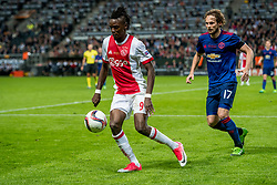 24-05-2017 SWE: Final Europa League AFC Ajax - Manchester United, Stockholm<br /> Finale Europa League tussen Ajax en Manchester United in het Friends Arena te Stockholm / Bertrand Traoré #9 of Ajax, Daley Blind #17 of Manchester United