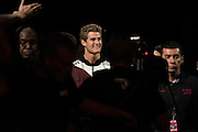LAS VEGAS, NV - JULY 9:  Sage Northcutt walks to the Octagon during UFC 200 at T-Mobile Arena on July 9, 2016 in Las Vegas, Nevada. (Photo by Cooper Neill/Zuffa LLC/Zuffa LLC via Getty Images) *** Local Caption *** Sage Northcutt