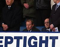 Fotball. Engelsk Premier League 2001/2002.<br /> Skottlands landslagssjef Bertie Vogts.<br /> Foto: Roger Parker, Digitalsport.