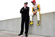 30 March - 1 April, 2012, Birmingham, Alabama USA.Tony Kanaan .(c)2012, Jamey Price.LAT Photo USA