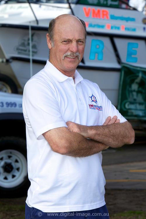 Mornington Volunteer Marine Rescue  , Michael Turner