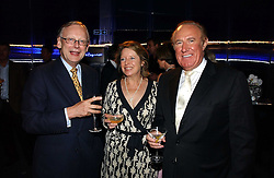 Left to right, JOHN & PENNY GUMMER and ANDREW NEIL at a party to celebrate the 25th anniversary of leading restaurant Le Caprice held at The Serpentine Gallery, London on 3rd October 2006.<br /><br />NON EXCLUSIVE - WORLD RIGHTS