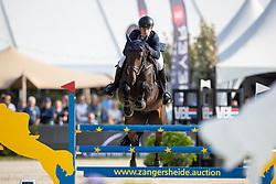 Gaublomme Arnaud, BEL, Quabriolet vh Bildeken<br /> CHIO Aachen 2021<br /> © Hippo Foto - Sharon Vandeput<br /> 26/09/21