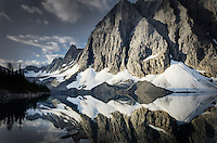 Floe Lake, Kootenay National Park British Columbia
