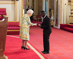 """Kensington Palace releases a photo on Twitter with the following caption: """"""""There are five #QueensYoungLeader Award winners from #Zambia, all of whom have received an Award from HM The Queen for the work they are undertaking in their communities to improve people's lives. #RoyalVisitZambia"""""""". Photo Credit: Twitter *** No USA Distribution *** For Editorial Use Only *** Not to be Published in Books or Photo Books ***  Please note: Fees charged by the agency are for the agency's services only, and do not, nor are they intended to, convey to the user any ownership of Copyright or License in the material. The agency does not claim any ownership including but not limited to Copyright or License in the attached material. By publishing this material you expressly agree to indemnify and to hold the agency and its directors, shareholders and employees harmless from any loss, claims, damages, demands, expenses (including legal fees), or any causes of action or allegation against the agency arising out of or connected in any way with publication of the material."""
