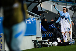 Josip Ilicic of Slovenia during friendly match between national teams of Slovenia and Azerbaijan, November 11, 2020 in Stadium Stozice, Ljubljana, Slovenia. Photo by Grega Valancic / Sportida