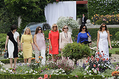 G7 First Ladies -25 Aug 2019