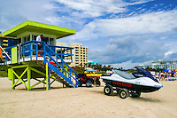 Lifeguard, Miami Beach Ocean Rescue, South Beach
