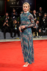 UK actress Laura Bailey arriving to the premiere of Victoria & Abdul at the 74th Venice International Film Festival in Venice, Italy on September 3, 2017. Photo by Marco Piovanotto/ABACAPRESS.COM