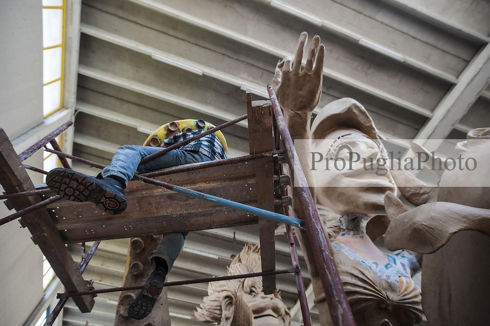 Gallipoli carnival 2014