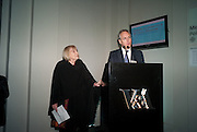 DAME DIANA RIGG; PAUL RUDDOCK, Cecil Beaton private view. V and A Museum. London. 6 February 2012