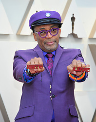 91st Annual Academy Awards - Arrivals. 24 Feb 2019 Pictured: Spike Lee. Photo credit: Jaxon / MEGA TheMegaAgency.com +1 888 505 6342