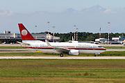 Meridiana Boeing 737-73V(WL) at Milan - Malpensa (MXP / LIMC) Italy