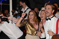 British fine jewellery brand Boodles welcomed guests for the 2013 Boodles Boxing Ball in aid of Starlight Children's Foundation held at the Grosvenor House Hotel, Park Lane, London on 21st September 2013.<br /> Picture Shows:-PRINCESS BEATRICE OF YORK<br /> <br /> Press release - https://www.dropbox.com/s/a3pygc5img14bxk/BBB_2013_press_release.pdf<br /> <br /> For Quotes  on the event call James Amos on 07747 615 003 or email jamesamos@boodles.com. For all other press enquiries please contact luciaroberts@boodles.com (0788 038 3003)
