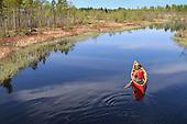 Canoe - Rivers of Sweden