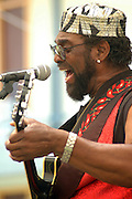 Mr Brown - Hogie & Brown, from USA Jacob's Ladder Festival May 2005, Israel