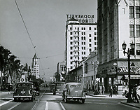 1943 Hollywood Blvd. & Orange Dr.