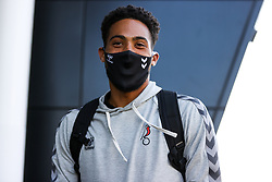 Zak Vyner of Bristol City arrives - Rogan/JMP - 27/09/2020 - Ashton Gate Stadium - Bristol, England - Bristol City v Sheffield Wednesday - Sky Bet Championship.