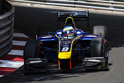 May 26, 2017 - Monaco, Monaco - 09 ROWLAND Oliver from Great Britain of Dams during the Monaco Grand Prix of the FIA Formula 2 championship, at Monaco on 26th of May of 2017. (Credit Image: © Xavier Bonilla/NurPhoto via ZUMA Press)