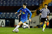 Tom Walker. Stockport County FC 0-0 Notts County FC. Vanarama National League. Edgeley Park. 23.2.21