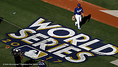 World Series: Los Angeles Dodgers v Houston Astros - 24 Oct 2017