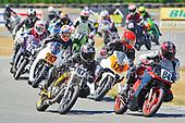 Classic Motorcycle Racing - MPSC Timaru Dec 2017